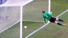 Goal-line technology makes debut at the Confederations Cup in Brazil.