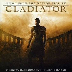 Gladiator Soundtrack.
