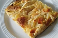 The impossible apple pie / #Apple #Impossible #Pie Apple Pie Recipes, Pasta Recipes, Baking Recipes, Pie Bakery, Bakery Cafe, Freezing Apples, Cake Cookies, Meal Planning, Food And Drink