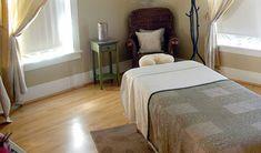 Massage room ideas #MassageRoom