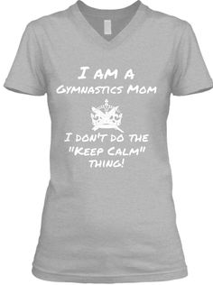 Discover Fun Gymnastics Mom Shirts And Hoodies T-Shirt, a custom product made just for you by Teespring. - I Am A Gymnastics Mom I Don't Do The Keep Calm. Speech Therapy Shirts, Speech Therapy Games, Speech Language Therapy, Speech And Language, Speech Pathology, Gymnastics Shirts, Gymnastics Quotes, Gym Shirts, School Shirts