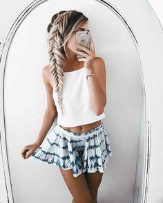 Imagem de fashion, outfit, and hair