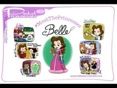Pocket Princesses (Part 15g) by Amy Mebberson