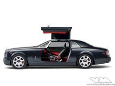 VirtualModels Rolls-Royce 101EX Gullwing Concept   photoshop chop © Sebastian Motsch (2012)