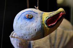 Siracusa - Museo dei pupi, via Flickr. #InvasioniDigitali il 23/04/2013 alle ore 16:00 Invasore: Tano Rizza