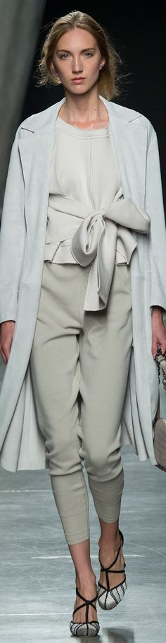 Bottega Veneta Collection Spring 2015