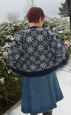 This pattern is in both English and Norwegian and consists of two files: Cardigan Pattern, Knits, English, Patterns, Jacket, Knitting, Fashion, Block Prints, Moda