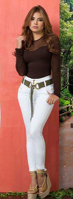 Jeans para dama, 100% colombianos Ventas al por mayor