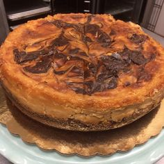 Dulce Vegan Bakery & Cafe ·GF pumpkin chocolate cheesecake in the case!  wedigfood.com will donate $1 every time you write a restaurant review to Root Capital, a nonprofit agricultural lender that grows rural prosperity in poor, environmentally vulnerable places.  #vegan