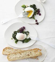 Rezept für Onsen-Ei bei Essen und Trinken. Ein Rezept für 4 Personen. Und weitere Rezepte in den Kategorien Brot / Brötchen / Toast, Eier, Gemüse, Gewürze, Kräuter, Milch + Milchprodukte, Vorspeise, Dünsten, Raffiniert, Vegetarisch.