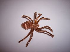 Your choice of one Beaded Spider by CraftsGoddess on Etsy,