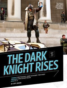 Dark Knight Rises...