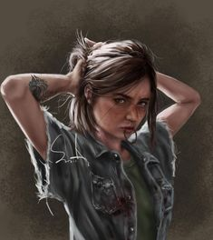 Last Of Us, The Lest Of Us, Joel And Ellie, Video Games Girls, Video Game Characters, Couple Photography Poses, Fantasy Women, Video Game Art, Editing Pictures