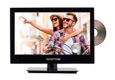 "Sceptre E165BD-MQ 16"" 720p 60Hz LED HDTV DVD Combo with Car Adapter (Piano Black), http://www.amazon.com/dp/B00FGBAKV2/ref=cm_sw_r_pi_awdm_3y8zwb1G3QV0M"
