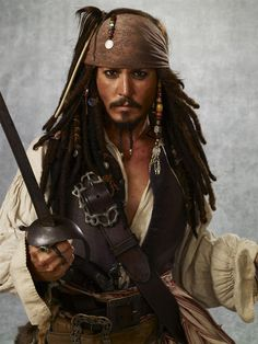 Halloween Costume Idea: Captain Jack Sparrow | cable car couture image consultingcable car couture image consulting
