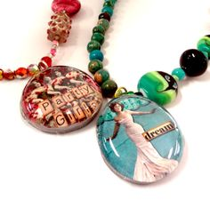 Diane Uke: 55+ DIY Tutorials for Creating Pendants & Charms