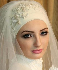 Hijab bride Perfect Muslim Wedding