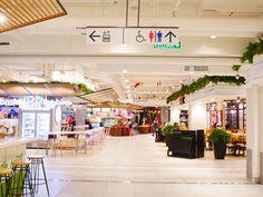 TAMAN MALURI Shopping Centre #Exterior Interior Design#Garden#Restaurant#Relaxation#Shopping mall#INPROUD#INPROUD ASIA Shopping Center, Shopping Mall, Asia City, Architectural Antiques, Garden Design, Centre, Slc Utah, Relax, Exterior
