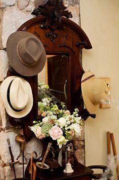 Hats www.tasselsandtwigs.blogspot.com