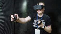Vos mains feront bientôt partie de vos jeux virtuels avec l'Oculus Rift - http://www.frandroid.com/produits-android/realite-virtuelle/296940_vos-mains-feront-bientot-partie-de-vos-jeux-virtuels-loculus-rift  #Réalitévirtuelle