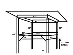 DIY Rabbit Hutch Plans | 800-rabbit-cages-how-build-rabbit-cage-plans.gif
