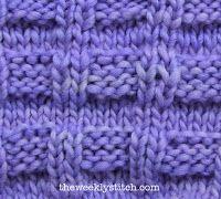 Belt Welt   The Weekly Stitch