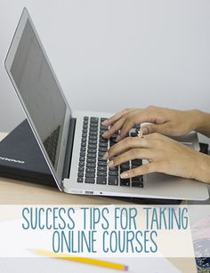 Striving for the Best: To MxCC Online Learners (Part One). Success tips for taking online courses. #distancelearning #mxcc.