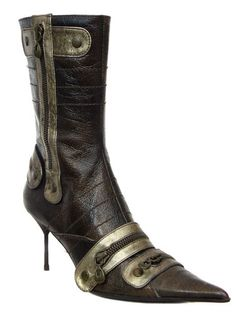 8806 ankle boots El Dantes, Made in Spain ~ The design speaks for itself