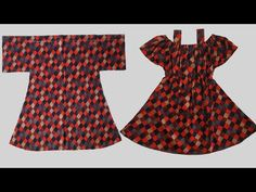 Girls Frock Design, Fancy Dress Design, Kids Frocks Design, Baby Frocks Designs, Baby Girl Dress Patterns, Baby Clothes Patterns, Dress Sewing Patterns, Baby Girl Frocks, Frocks For Girls