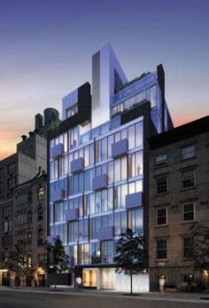 Modern23 Nyc Condos Luxury Apartment Apartments For
