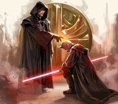 Sith Master and Apprentice