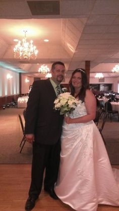 Christopher and Jessica were married at the Lake St Louis Banquet Center on May 31, 2014