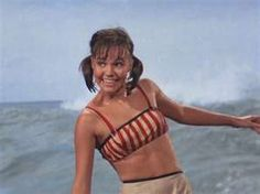 Sally Fields as Gidget in the TV Series