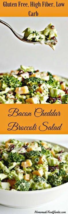 Bacon Cheddar Brocco