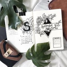 """1,111 Likes, 23 Comments - Federica • Bullet Journal (@feebujo) on Instagram: """"I'm going to Sweden tomorrow for six days and these are the pages regarding my trip, so, in the…"""""""