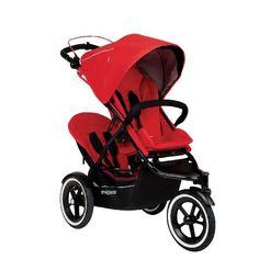 """Actually maybe this one's better since it's for the accident prone!!! Oh phil&teds, you always make me so happy with your badass strollers and making me feel like I want to be """"on the go"""". Not only does the nav..."""