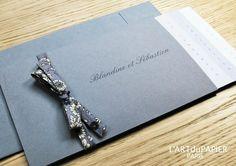 Faire-part de mariage - L'Art du Papier. Modèles de faire-part, type de papier, prix, avis, disponibilité et téléphone. Le top pour votre mariage.