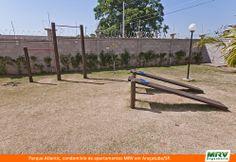 Paisagismo do Atlantic. Condomínio fechado de apartamentos localizado em Araçatuba / SP.
