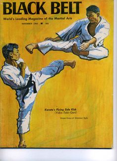 Black Belt Magazine, Nov. 1965