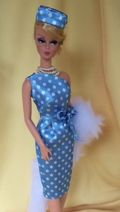 Silkstone Barbie Fashion Opening Gala by ShhDollWorks - sold on Etsy