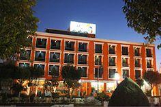 Hotel Emily, Pachuca, Hidalgo - Junto a la Plaza Independencia, frente al Reloj Monumental.