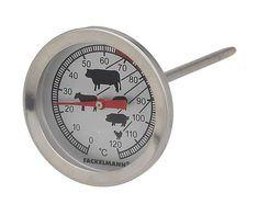 Termometr kuchenny do mięsa i steków FACKELMANN MEAT Shops, Clock, Wall, Home Decor, Watch, Tents, Decoration Home, Room Decor, Retail