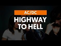 Highway to Hell - (AC/DC) Lesson - YouTube