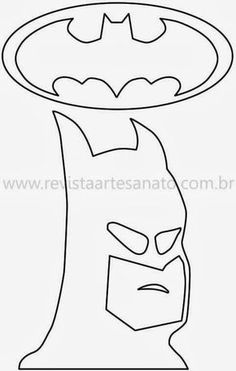 Decoração de festa tema Batman - as crianças vão adorar   Revista Artesanato