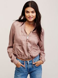 Light Jackets & Lightweight Coats for Women | Free People. View the whole collection, share styles with FP Me, and read & post reviews.