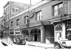"Hippodrome, Pacific Ave (""Terrific Street"") Jackson Square (Barbary Coast), San Francisco, 1929."