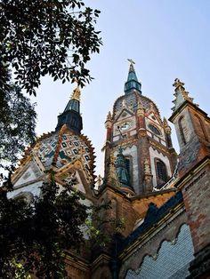 St. László Church, Kőbánya, Budapest, Hungary