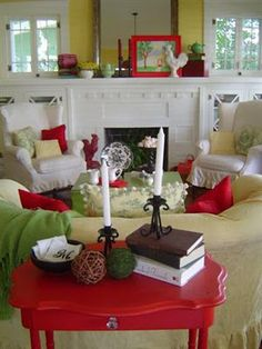 50 Red Yellow Green Decor Ideas Decor Green Decor Home Decor