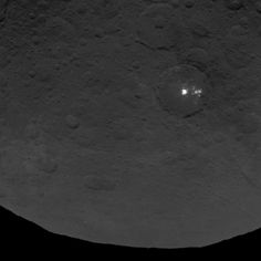 Intriguing geology of Ceres revealed in new pictures : Nature News & Comment