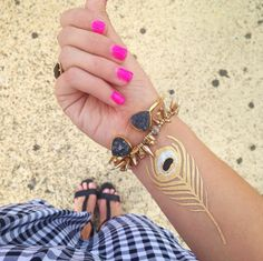 Flash tattoos. liketoknow.it/signup/ou